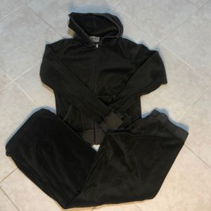Juicy Couture Sweatsuit, S/M